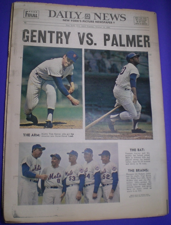 1969 New York Mets - Daily News (2/2)